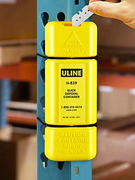 Blade Disposal Containers