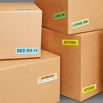 Moving Labels