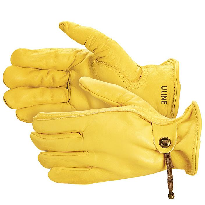 Deluxe Cowhide Gloves