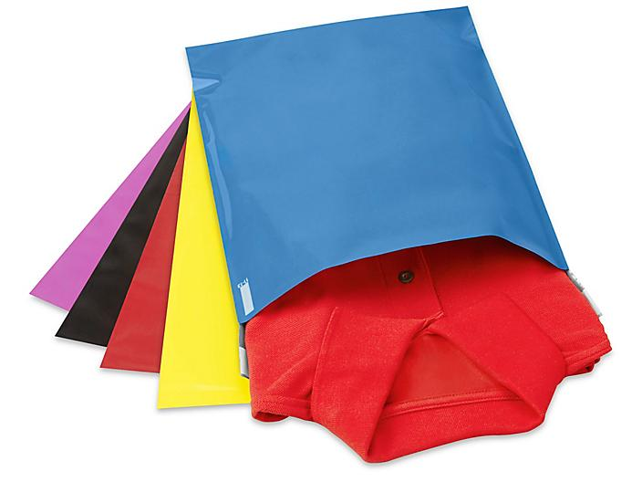 Colored Poly Mailers