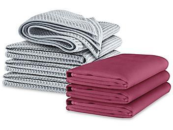 Textured Microfiber Towels