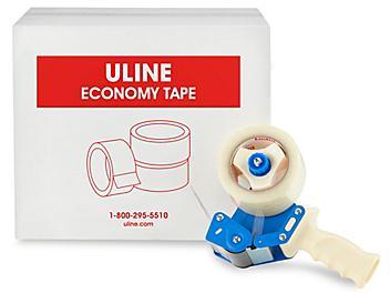 Uline Economy Tape - 2.5 Mil