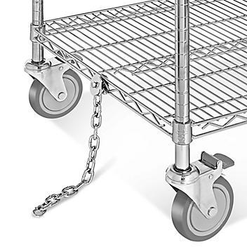 Wire Shelving ESD Grounding Kit