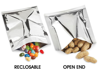 Metalized Food Bags