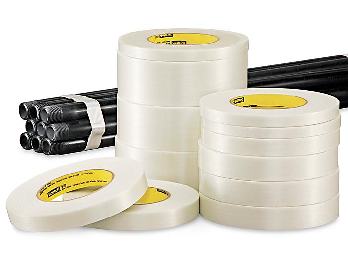 3M 890MSR Super Strength Strapping Tape