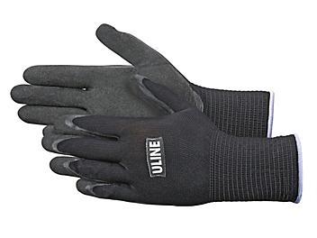 Uline Super Gription<sup>&reg;</sup> Flex Latex Coated Gloves