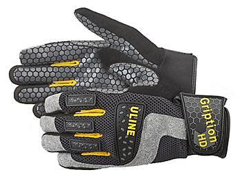 Uline Heavy Duty Gription<sup>&reg;</sup> Gloves