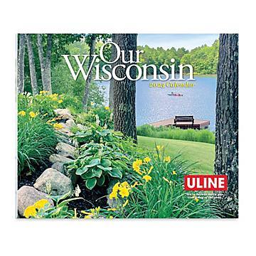 """Calendario 2022 """"Our Wisconsin"""""""