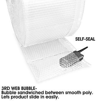 Heavy Duty Bubble Bags on a Roll