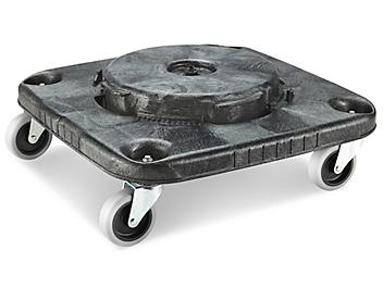Square Brute<sup>&reg;</sup> Trash Can Dolly