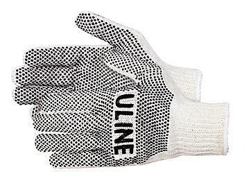PVC Dot Knit Gloves