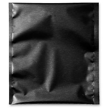 "Metallic Glamour Mailers - 6 x 8"", Black S-10014BL"