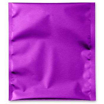 "Metallic Glamour Mailers - 6 x 8"", Purple S-10014PUR"