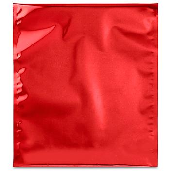 """Metallic Glamour Mailers - 10 x 13"""", Red S-10015R"""