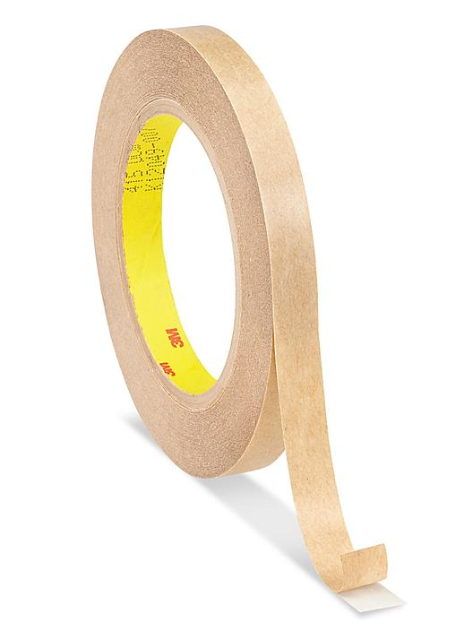 """3M 415 Double-Sided Film Tape - 1/2"""" x 36 yds S-10079"""