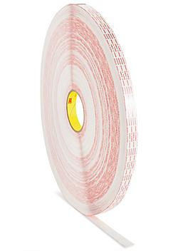 """3M 476XL Double-Sided Film Tape - 3/4"""" x 540 yds S-10090"""