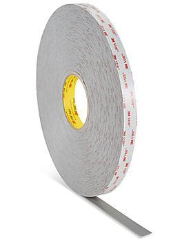 """3M 4956 VHB Double-Sided Foam Tape - 3/4"""" x 36 yds S-10136"""