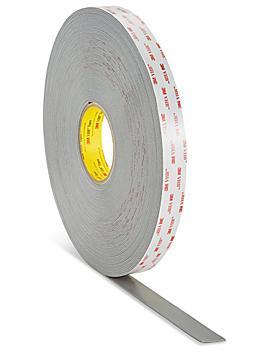 """3M 4956 VHB Double-Sided Foam Tape - 1"""" x 36 yds S-10137"""