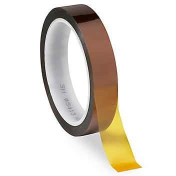 """3M 5413 Polyimide Film Tape - 3/4"""" x 36 yds S-10339"""