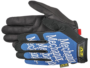 Mechanix® Original Gloves - Blue, Medium S-10441BLU-M