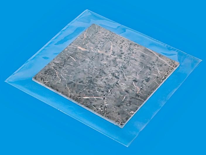 """16 x 16"""" 6 Mil Poly Bags S-11035"""