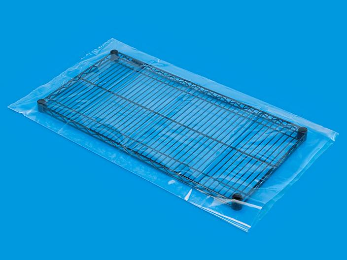 """24 x 42"""" 6 Mil Poly Bags S-11040"""