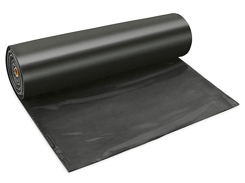 Black Poly Sheeting - 6 Mil, 20' x 100' S-11185