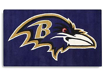 NFL Rug - Baltimore Ravens S-11205BAL