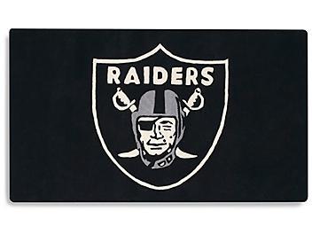 NFL Rug - Las Vegas Raiders S-11205RAI