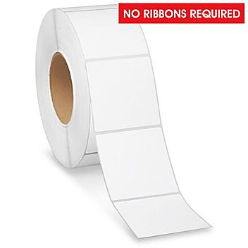 """Industrial Direct Thermal Labels - 3 x 3"""" S-11269"""