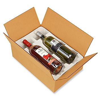 Pulp Wine Shippers - 2 Bottle Pack S-11352