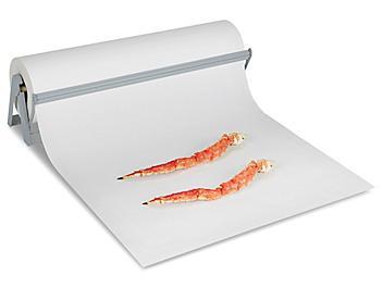 "Butcher Paper Roll - White, 30"" x 1,100' S-11460"