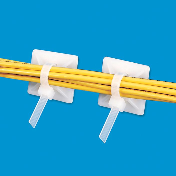 "Cable Tie Mounts - 3/4"""