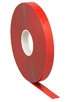 "Uline Bonding Tape - 1"" x 72 yds, Clear S-12874"