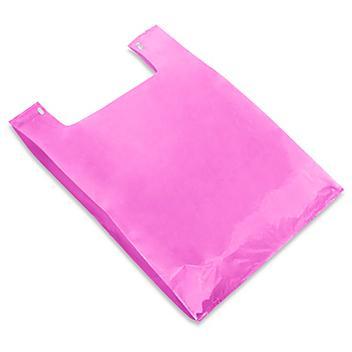 "T-Shirt Bags - 18 x 10 x 30"", Magenta S-13150M"