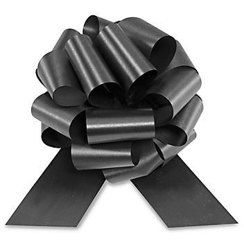 "Pull Bows - 8"", Black S-13162BL"