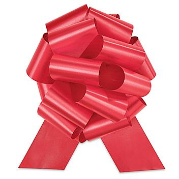 """Pull Bows - 8"""", Red S-13162R"""