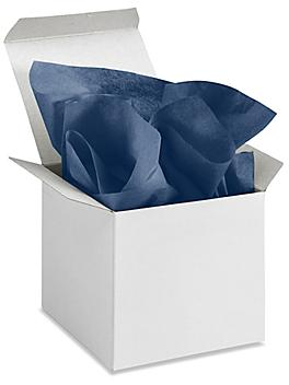 """Tissue Paper Sheets - 15 x 20"""", Midnight Blue S-13177MID"""