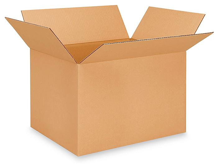 """18 x 13 x 12"""" Corrugated Boxes S-13312"""