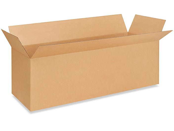 """48 x 16 x 16"""" Long Corrugated Boxes S-13334"""