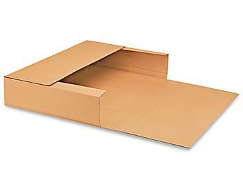 "30 x 22"" Jumbo Kraft Easy-Fold Mailers S-13358"