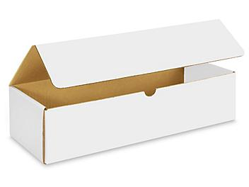 """16 x 6 x 4"""" White Indestructo Mailers S-13365"""