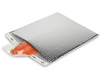 """Cool Shield Thermal Bubble Mailers - 15 x 17"""" S-13374"""
