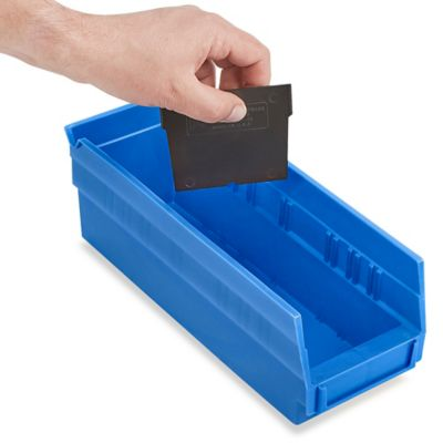 Dividers for Shelf Bins - 4 x 4