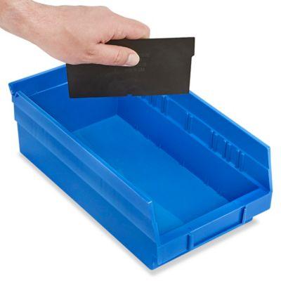 Dividers for Shelf Bins - 7 x 4