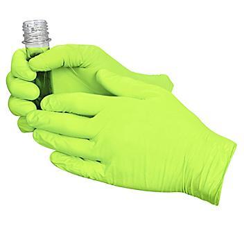 Showa® N-Dex® 7705PFT Nitrile Gloves - Powder-Free, Large S-13405L