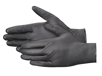 Showa® N-Dex® 7700PFT Nitrile Gloves - Powder-Free, Large S-13406L
