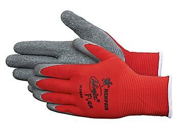Ninja® Flex Latex Coated Gloves - Large S-13464L