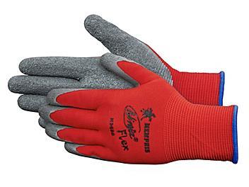 Ninja® Flex Latex Coated Gloves - Medium S-13464M