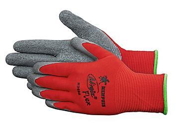 Ninja® Flex Latex Coated Gloves - XL S-13464X